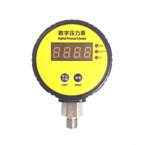 MD-S380 Smart Water, Oil, Gas Digital Pressure Gauge pictures & photos