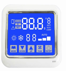 Modbus Communication Thermostat with Internal and External Dual Ntc Sensor pictures & photos