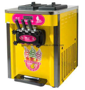 High Quality Cheapest Soft Ice Cream Machine pictures & photos