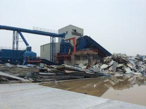 Psx-400/450 Steel Shredder Machine pictures & photos