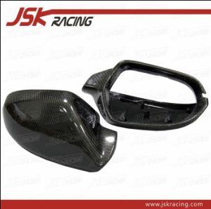 ABS+ Carbon Fiber Side Mirror Cover for 2012-2013 Audi A6l C7 (JSK030913)