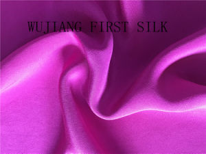 Silk Stretch Crepde Fabric pictures & photos