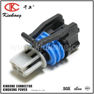 2 Pin Female Delphi Waterproof Auto Connector 15449027 pictures & photos
