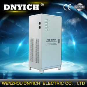 Tnd Single Phase Automatic Voltage Stabilizer 15000va with Servo Type pictures & photos