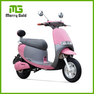Fashionable Pink Color New Model Girls′ Electric Scooter for Sale pictures & photos