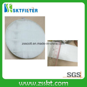 Round HEPA Air Filter Media pictures & photos