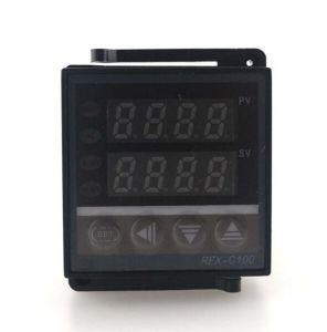Pid Thermomstat Dual Digital Temperature Controller (REX-C100) pictures & photos