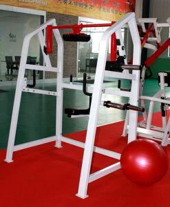 Gym Equipment Hammer Strength, Seated Biceps (SF1-1018) pictures & photos