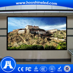 Good Uniformity Indoor Full Color P5 SMD LED Display Test pictures & photos