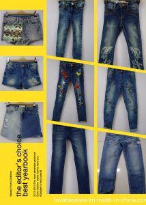 Denim Vest for Girls (IBG16-1004) pictures & photos
