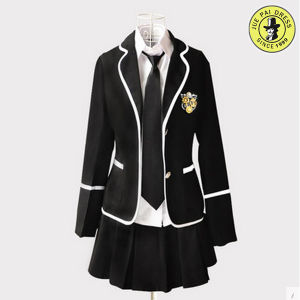 School Uniform Manufactures OEM Service Primary High School Uniforms pictures & photos