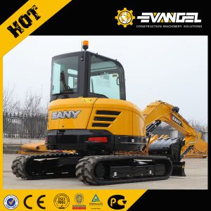 3.5ton Sany Brand New Mini Digger Excavator Sy35 pictures & photos