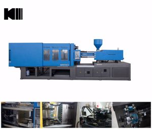 Full Digital Plastic Hanger Making Injection Molding Machine pictures & photos