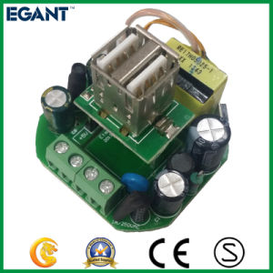 New Design Factory Price 5V 2.4A USB Socket pictures & photos