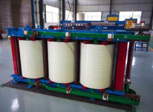 Three Phase 1500kVA 11kv/0.38kv Dry Type Mining Transformers pictures & photos