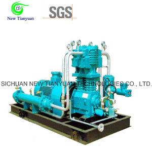 Easy Operation Liquefied Petroleum Gas Series LPG Gas Compressor