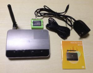 Wf720 GSM 3G Fixed Wireless Terminal for Mexico pictures & photos