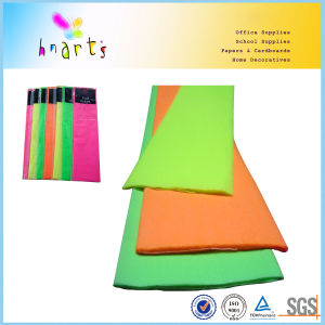 Mix Colors 50X250cm Crepe Paper pictures & photos