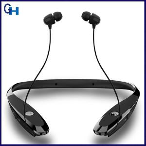Long Talking Time Aptx Noise Cancelling Stereo Bluetooth Wireless Earphones for Mobile Phone pictures & photos