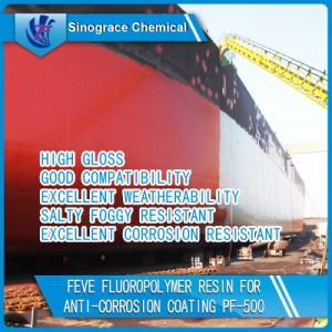 Feve Fluoropolymer Resin for Anti-Corrosion Coating (PF-500) pictures & photos