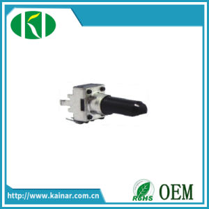 9mm Size Rotary Potentiometer with 3 Pins Wh9011-1b pictures & photos