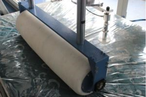Mattress Roller Height, Firmness and Edge Durability Combined Testing Machine pictures & photos