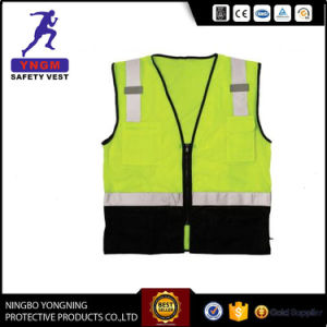 2016 New High Visibility Reflective Safety Clothes / Vest pictures & photos