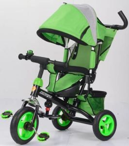 2017 New Model Steel Frame Baby Tricycle with European Standard (CA-BT301) pictures & photos