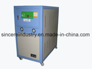 Si-25W Water Cooled Chiller for Plastic Industrial pictures & photos