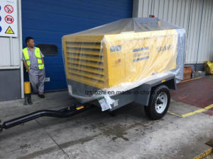 Atlas Copco 445cfm 14bar Xavs206c Portable Screw Air Compressor pictures & photos