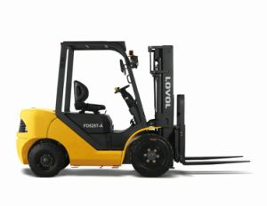 Ce Approved 3ton Diesel Engine Forklift with Factory Price pictures & photos