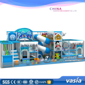 Vasia Sea Theme Indoor Amusement Soft Playground Equipment pictures & photos