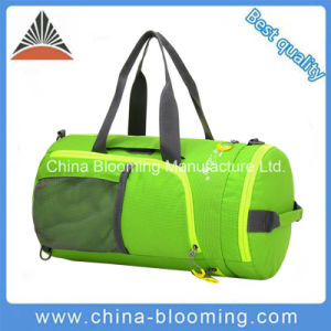 Ripstop Outdoor Gym Leisure Shoulder Duffel Backpack Travel Sports Bag pictures & photos