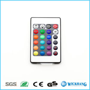 Activated LED Music IR Remote Controller Sound Sensitive for RGB Light Strip pictures & photos