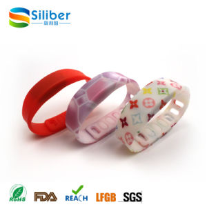 Wholesale Silicone LED Watch Kids Reminder Sport Watches with Date