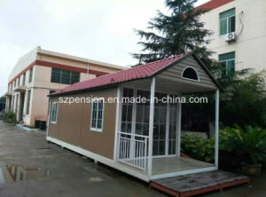Hot Sale New Style High Quality Prefabricated/Prefab Mobile House/Villa pictures & photos