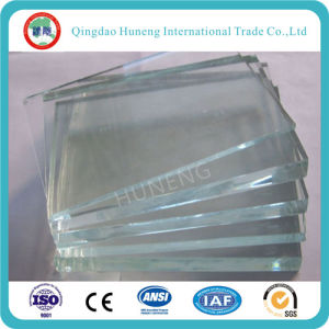 Low Iron Glass/Ultra Clear Float Glass/Building Glass with Best Quality pictures & photos