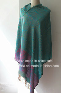 High Quality Customizable Jacquard Scarf Fashionable pictures & photos