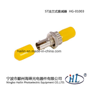 St Fiber Optic Fixed Attenuator 1-10dB pictures & photos