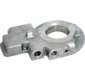 High Precison Steel Casting with Mirror Polishing pictures & photos