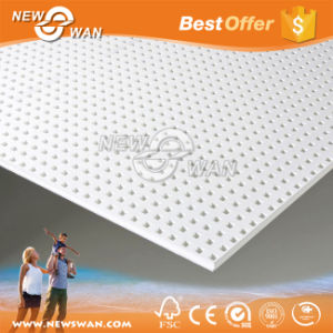 Acoustic Perforated Drywall Knauf Gypsum Board pictures & photos