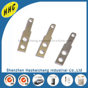 Hot Sale Steel Nickel Plated Battery Terminal pictures & photos