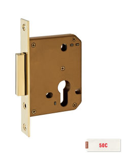 50 Mortise Lock Body/Door Lock/Roller Lock Body pictures & photos