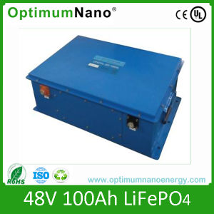 Hight Quanlity Lithium Iron Battery 48V 100ah off-Grid 5kw for Home Solar System Application pictures & photos
