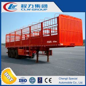 Cheng Li High Quality Cargo Semi Trailer for Sale pictures & photos