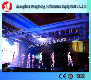 Aluminum Outdoor Concert Truss Adjustable Stage Platform Catwalk Stage for Sale pictures & photos