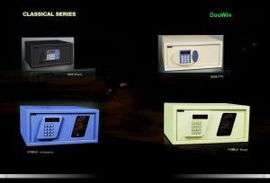 Secret Safes Hotel Safe Deposit Safety Box Hotel Safe Box pictures & photos