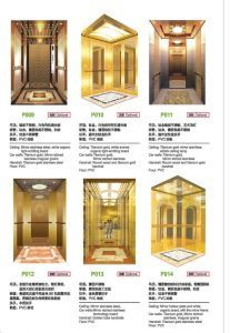 Center Opening and Capacity 630kg for Passenger Elevator pictures & photos