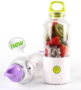 700ml Travel Outdoor Bottle Mix Go USB Rechargeable Juice Cup Fruit Water Portable Blender pictures & photos