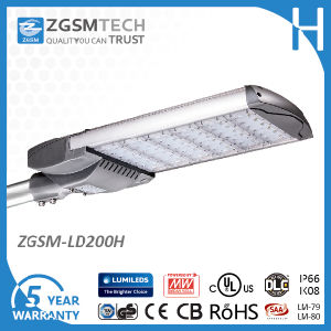 200W LED Street Light with Philips LED Chip pictures & photos